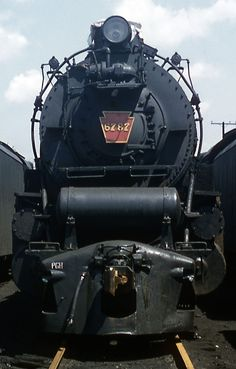 PRR Steam Locomotive
