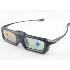 3D Active Shutter Glasses (Infrared)  SYNC Operation : Infrared Ray  Shutters : Liquid crystal  Receiving Frequency : 20KHz, 25KHz, 38KHz  Refresh Rate : 120 Hz  Transmittance : 36±2%  Contrast Ratio : 1000:1  Receiving Distance : >8M  Power Supply :  Button Coin Battery  CR2032  / Lithium Polymer Battery  90mAh  Continuous Operating Time :  Button Coin Battery 150 hours / Lithium Polymer Battery 75 hours  Operating Temperature : 0 C - 45 C  Storage Temperature : -5 C - 60 C  Quantity : 01…