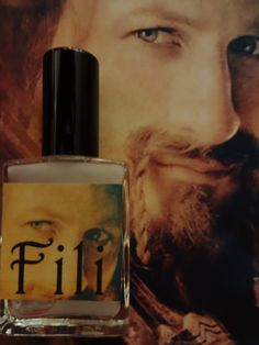 Fili Cologne Spray 1/2 oz.  The Hobbit Inspired by RedDeerGrove