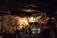 Steam Hellsinki a steampunk bar