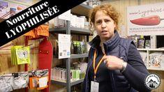 Salon du survivalisme #4: Interview avec Lyophilisé and Co - Nourriture lyophilisée!
