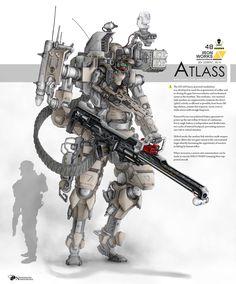 ATLASS by NOMANSNODEAD.deviantart.com