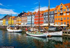 Copenhagen: Brits will pay 39 per cent less for flights to Denmark compared to three years ago