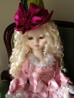 Doll-In-Mind Kassia in pastel colors