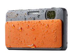 Orange you glad the TX20 is waterproof?