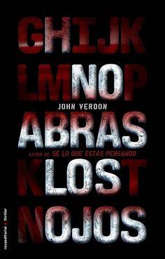 Acabo de terminar esta novela policiaca, la segunda que leo de John Verdon.   La primera (Sé lo que estás pensando) me gustó bastante, pero esta segunda es mucho más elaborada y te atrapa hasta el final. Muy recomendable ;-)