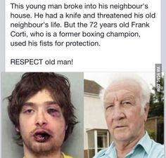 Miscalculation to the max, this man deserves big respect!