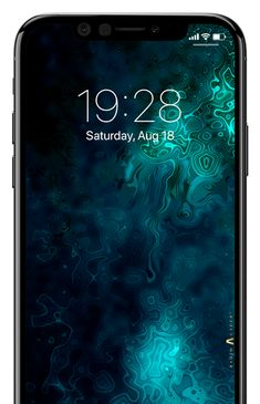 Whole new and visually stunning wallpapers for screens. These extraordinary fractal patterns are created by abstract painter and designer Radim Kacer. Wallpaper Art, Art Background, I Decided, Screens, Promotion, Mystery, Coast, Magic, Technology