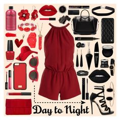 """""""Romper: Day to Night!"""" by daisyxz ❤ liked on Polyvore featuring Joie, Jimmy Choo, Yves Saint Laurent, Dolce&Gabbana, Inge Christopher, NARS Cosmetics, OPI, MAKE UP FOR EVER, philosophy and Liz Claiborne"""
