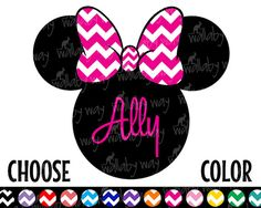 Hey, I found this really awesome Etsy listing at https://www.etsy.com/listing/202614073/disney-minnie-silhouette-printable-iron