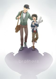 Okay yep. This is enough. My pinning session is over. I CANT TAKE MORE HIRO & TADASHI! *continues pinning*