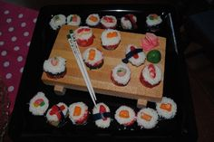 Sweet Sushi Recipe Comments | April Fools' Day Recipes | FamilyFun