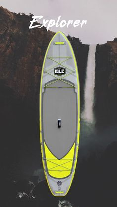 9f5d562de ISLE Explorer Inflatable Paddle Board Package