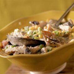 Corn-and-Chicken Chowder   MyRecipes.com