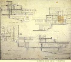 Frank Lloyd Wright. Fallingwater