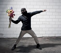 The Curious Brain » Banksy's works in real life!