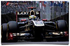 Renault Lotus - Bruno Senna