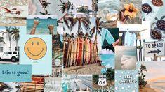 Travel collage wallpaper :)