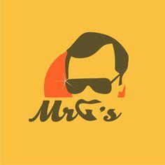 Mr G's logo by hattori #retro