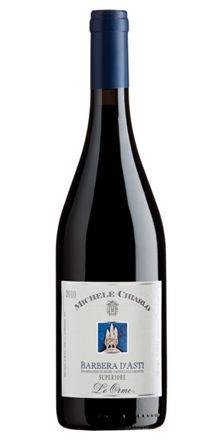 Barbera d'Asti Michele Chiarlo 2010   Um vinho frutado, elegante e atraente, com perfumes de groselha e especiarias e taninos finos. Ganhador de 90 pontos WS nas safras 2008 e 2009.