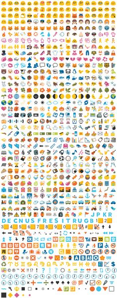 google hangouts emoji list