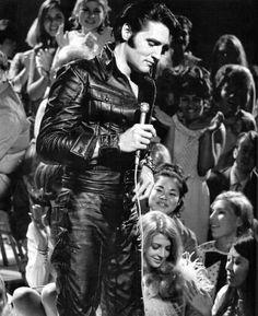 The great Elvis Presley