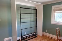 [QUESTION] How do you build a DIY murphy bed? What is the process to build a murphy bed? [ANSWER] The Murphy bed is a cross between a cabinet and a bed. It is commonly referred to as a pull-down bed, wall bed or fold-down bed. Murphy Bed Kits, Build A Murphy Bed, Murphy Bed Desk, Murphy Bed Plans, King Murphy Bed, Murphy Bed Office, Cama Murphy, Murphy-bett Ikea, Bed Ikea