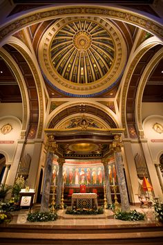 St. Anthony Cathedral Basilica - Beaumont, Texas.