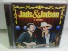 cd #JadseJadson É Divino #lacrado preço 34,99 mmalzone@gmail.com #somostodosteleton