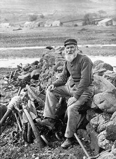 A Skye Crofter Fisherman