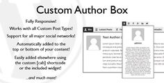 Discount Deals Custom Author Boxlowest price for you. In addition you can compare price with another store and read helpful reviews. Buy