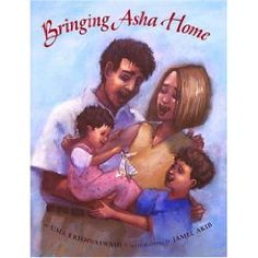 Children's Book about adoption from India--great to get for the other kids, if we have them before we adopt