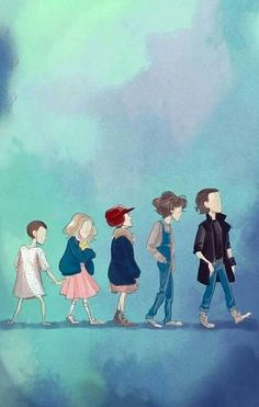 The evolution of Eleven. – Stranger Things fans have been eagerly awa… The evolution of Eleven. – Stranger Things fans have been eagerly awaiting news of the Season 3 release date pretty. Stranger Things Quote, Stranger Things Aesthetic, Stranger Things Season 3, Eleven Stranger Things, Stranger Things Netflix, Starnger Things, Stranger Danger, Movies And Series, Best Shows Ever