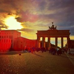 Brandenburger Tor - Berlin, Germany