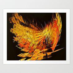 Fly high Art Print by Art-Motiva - $18.00