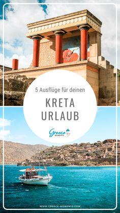 Kreta Ausflüge für deinen Urlaub ☀ Wir stellen dir die beliebtesten Kreta Ausflüge