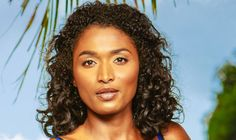 Death In Paradise star Sara Martins ..
