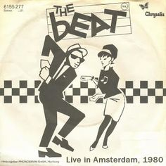 The Busters - Don t Worry, Be Happy (ska cover) Lp Cover, Vinyl Cover, The English Beat, Ska Music, Music Icon, Genre Musical, Living In Amsterdam, Beat Generation, Rude Boy