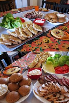 Party Finger Food Appetizers | Party Food Ideas For Adults