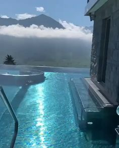 Tag someone you would like to swim here in Hotel Villa Honegg - Wandern Beautiful Places In The World, Places Around The World, Travel Around The World, Vacation Places, Dream Vacations, Vacation Spots, Florida Hotels, Beautiful Nature Scenes, Worldwide Travel