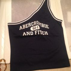 Abercrombie and Fitch Abercrombie and Fitch,70%cotton,29%polyester,1% spandex,great condition ,size M,bundle to save for shipping Abercrombie & Fitch Tops Tank Tops