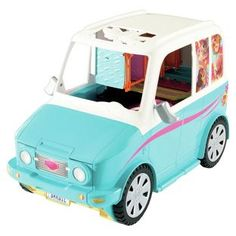 Buy Barbie Ultimate Puppy Mobile at Argos.co.uk, visit Argos.co.uk to shop online for Doll playsets