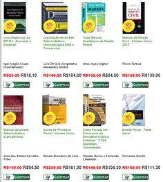 #OfertasEspeciais Lei Nova - 8 títulos, 30% de desconto!  www.leinova.com.br