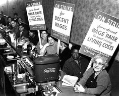 Looks like this battle has been going on a long time, starvation wages for the workers, billions for the owners.