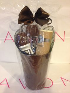 WILD COUNTRY set, fragrance by Avon...basket by Yvette..contact if interested, 202-237-7587