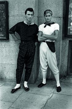 Spandau ballet!!! Le foto di Derek Ridgers vi catapulteranno nella Londra del 1982 | NOISEY