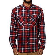 Volcom Ruby Flannel Shirt