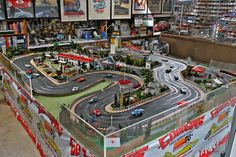 The FarrOut Slot Racing Club