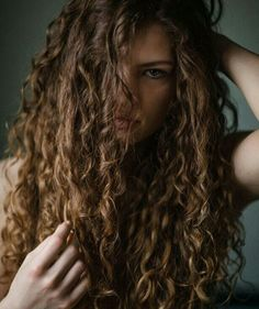 Curly, hair, cachos More
