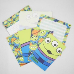 Disney PARTS series Toy Story Alien letter set (Made in Japan)